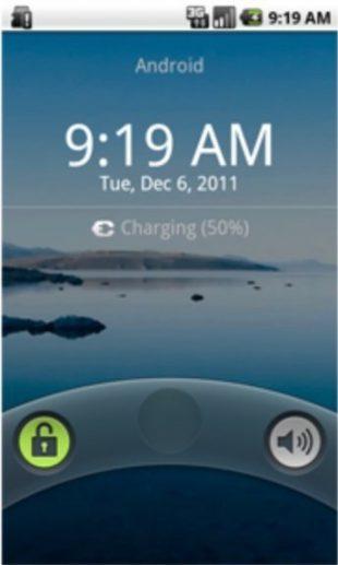 Android 2.0 Eclair: интерфейс
