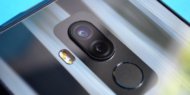 UlefoneArmor5: Камера