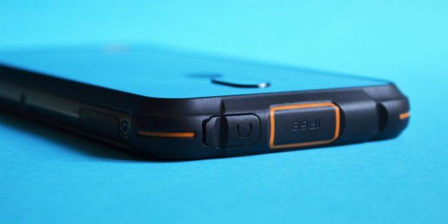 UlefoneArmor5: Разъём для наушников