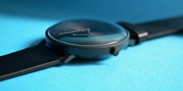 Xiaomi Mijia Smartwatch: Кнопка
