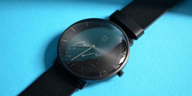 Xiaomi Mijia Smartwatch: Циферблат