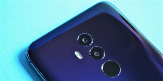 UMIDIGI Z2: Камера