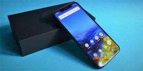 Обзор UMIDIGI Z2 — красивого смартфона с крутым экраном и невысокой ценой