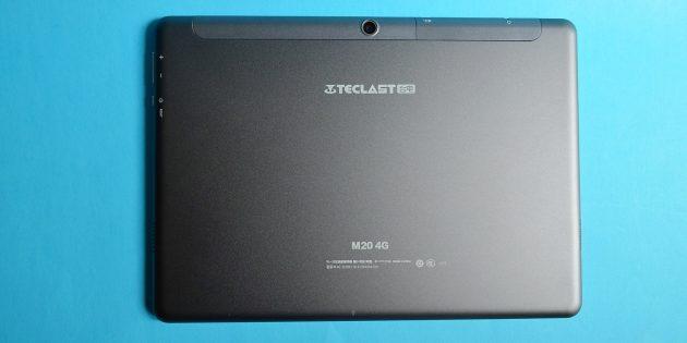 Teclast M20 4G: Задняя сторона