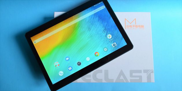 Обзор Teclast M20 4G — нового планшета с качественным экраном и поддержкой мобильных сетей