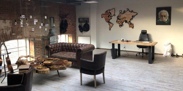 интернет-маркетинг: рабочее место Дениса Шапкарина