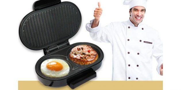 Устройство для быстрого приготовления завтрака