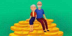 Как обеспечить свою старость и жить не только на пенсию