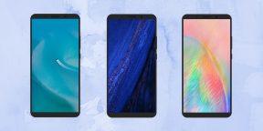 Фоновые изображения, живые обои и темы нового флагмана Huawei
