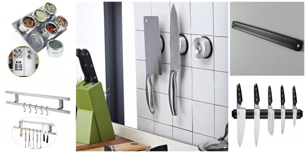 товары для кухни: Магнитные держатели