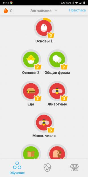 Appscope: Duolingo