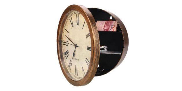 Часы с подвохом