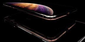 Видео дня: новый iPhone XS и его увеличенная версия во всей красе