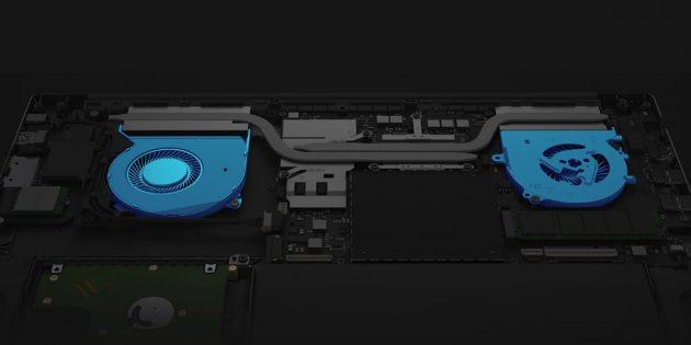 Xiaomi Mi Notebook Lite: характеристики