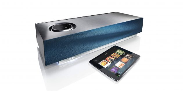 домашняя аудиосистема: Мобильное приложение