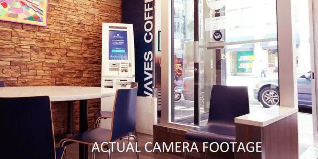 камера наблюдения: Установка в публичном месте