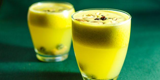 фреши рецепты: Апельсиновый фреш и ананасом с имбирём