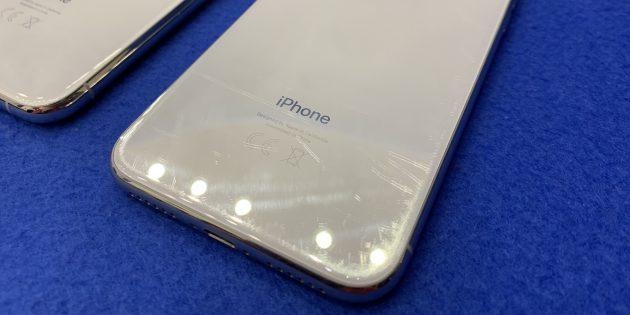 iPhone XS обзор: iPhone X спустя год использования