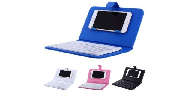 Чехол-клавиатура для iPhone