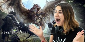 «Пойду с этим котиком куда угодно!»: редакция Лайфхакера тестирует игру Monster Hunter: World