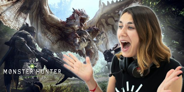 игра Monster Hunter: World