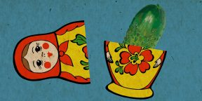 Огурцы в огурцах — гениальный способ избавиться от переросших овощей
