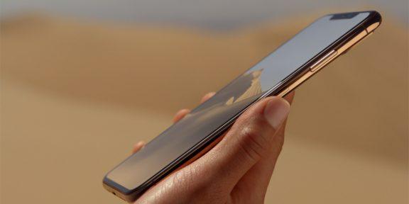 iPhone Xs и Xs Max — первые смартфоны Apple с 4 ГБ оперативки
