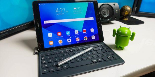 Samsung Galaxy Tab S4: режим DeX