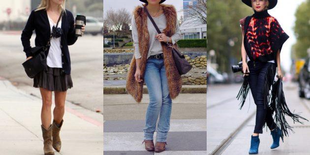 Мода 2018/2019: Ковбойский стиль