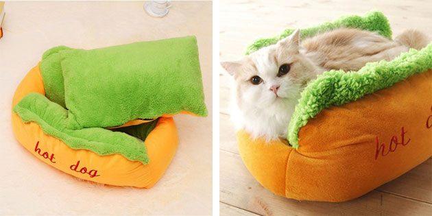 Кровать для кота