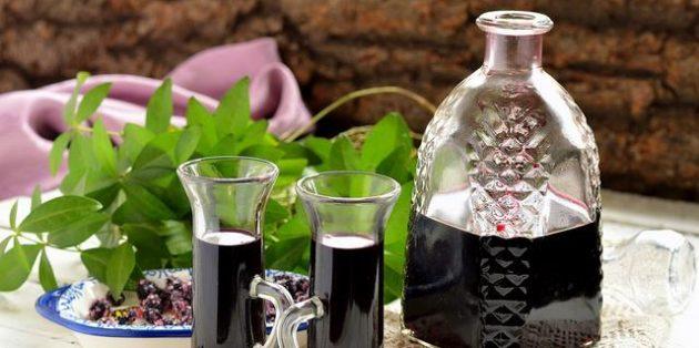 Черноплодная рябина рецепты: Настойка из черноплодной рябины