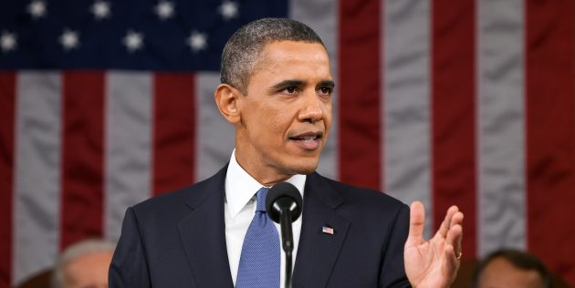 утренний ритуал: Барак Обама