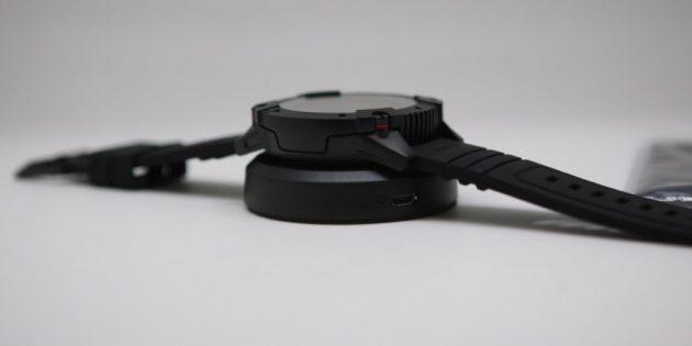 часы которые не нужно заряжать Matrix PowerWatch