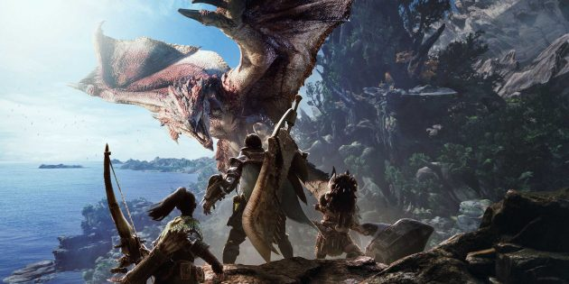 Monster Hunter: World. Работа в команде