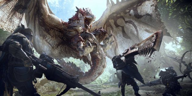 Monster Hunter: World. Принятие поражения