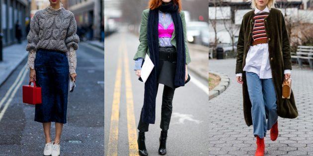 Мода 2018/2019: Многослойность