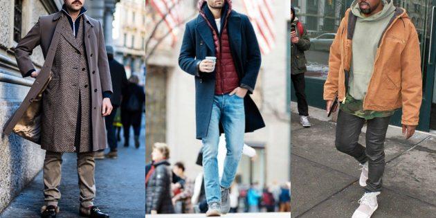 Мужская мода 2018–2019: Многослойность