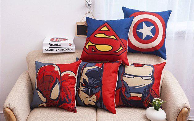 Супергеройские чехлы