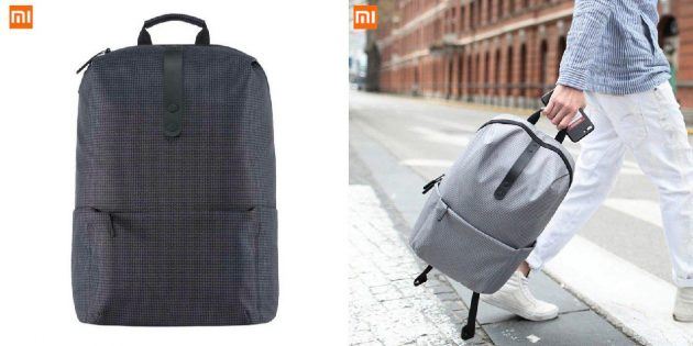 Рюкзаки Xiaomi