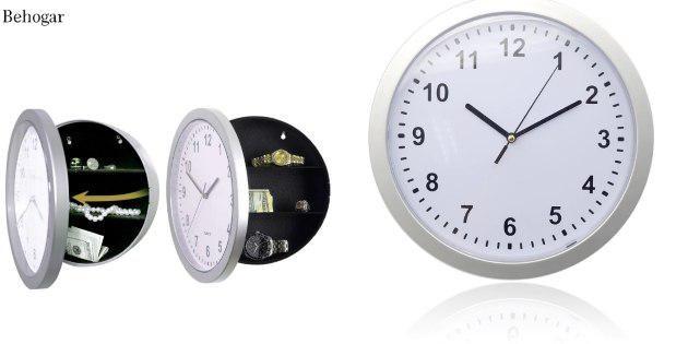 Часы-тайник