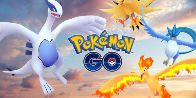 Pokémon GO наконец-то официально вышла в России