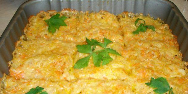 10 рецептов картофельной запеканки на любой вкус— Лайфхакер
