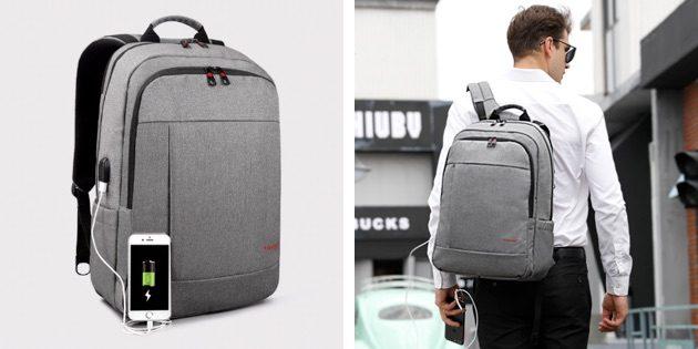 Рюкзак с USB-портом