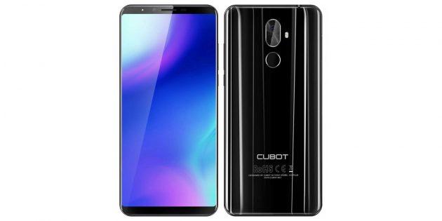 Cubot X18Plus