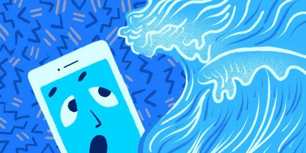 тормозит смартфон: Механические поломки