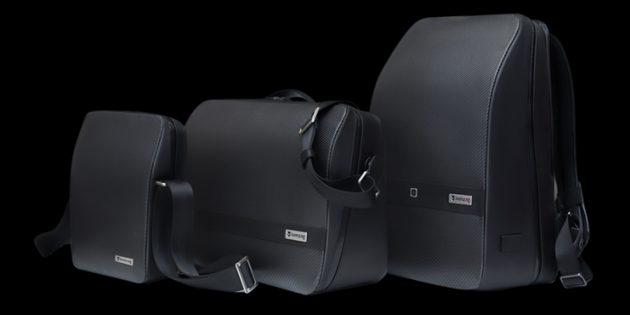 Городской рюкзак: Три модели