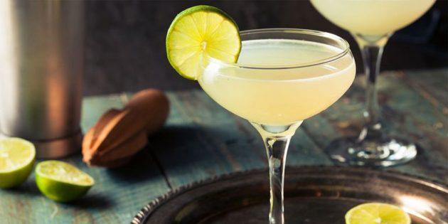 алкогольные коктейли: Дайкири
