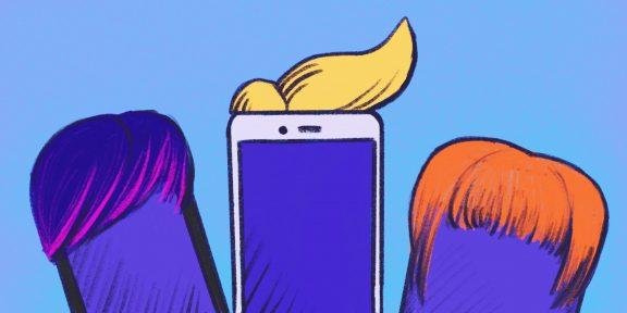 ТЕСТ: Угадайте смартфон по «чёлке»
