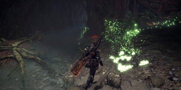 Monster Hunter: World: Охотник в игре