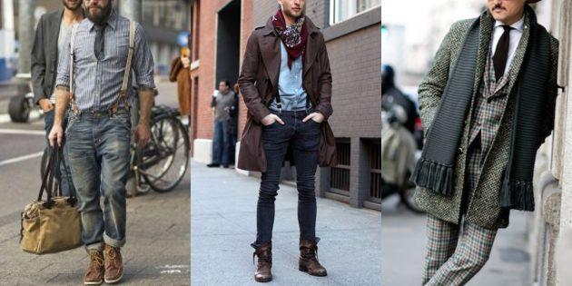 Мужская мода 2018–2019: Стиль вестерн